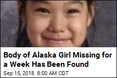 Sad End in 8-Day-Long Search for Missing Alaska Girl