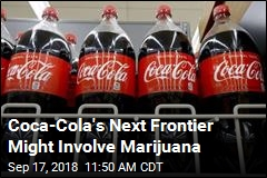 Coke May Get Into Pot