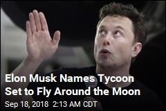 Fashion Tycoon Will Be First SpaceX Private Passenger