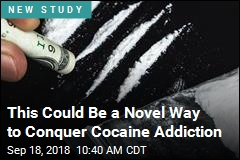 This Could Be a Novel Way to Conquer Cocaine Addiction
