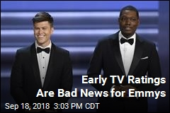 Early TV Ratings Are Bad News for Emmys