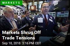 Markets Shrug Off Trade Tensions