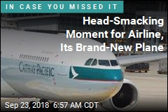 Airline Misspells Its Own Name on New Plane