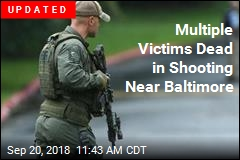 Mass Shooting Reported Near Baltimore