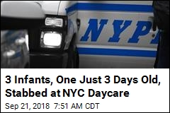 3 Infants, 2 Adults Stabbed at NYC Daycare Center