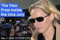 The View From Inside the Uma Jury