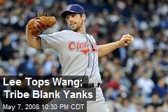 Lee Tops Wang; Tribe Blank Yanks