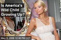 Is America's Wild Child Growing Up?