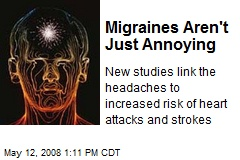 Migraines Aren't Just Annoying