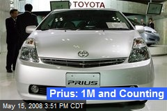 Prius: 1M and Counting