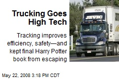 Trucking Goes High Tech