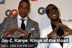 Jay-Z, Kanye: Kings of the Road