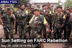 Sun Setting on FARC Rebellion