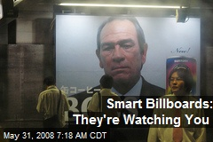 Smart Billboards: They're Watching You