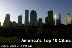 America's Top 10 Cities