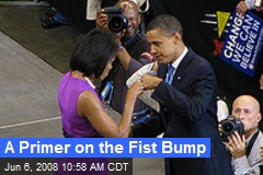 A Primer on the Fist Bump
