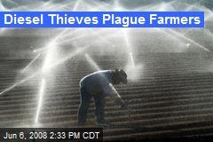Diesel Thieves Plague Farmers