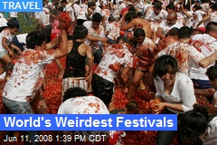 World's Weirdest Festivals