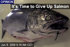 It's Time to Give Up Salmon