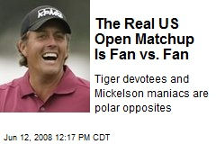 The Real US Open Matchup Is Fan vs. Fan