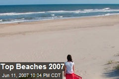 Top Beaches 2007