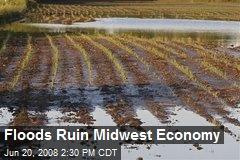 Floods Ruin Midwest Economy