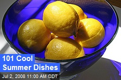 101 Cool Summer Dishes