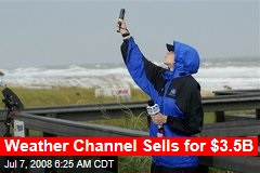 Weather Channel Sells for $3.5B