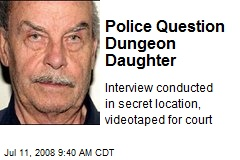 Police Question Dungeon Daughter