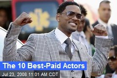 The 10 Best-Paid Actors