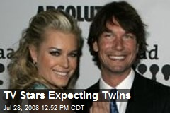 TV Stars Expecting Twins