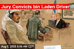 Jury Convicts bin Laden Driver