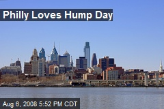 Philly Loves Hump Day