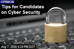 Tips for Candidates on Cyber Security
