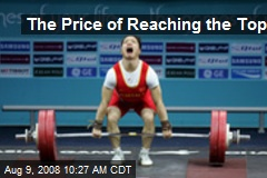 The Price of Reaching the Top