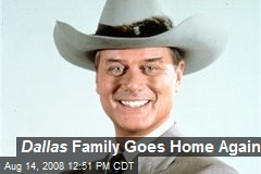 Dallas Family Goes Home Again