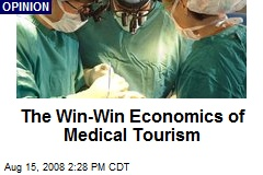 The Win-Win Economics of Medical Tourism