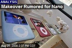 Makeover Rumored for Nano