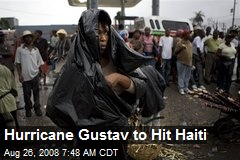 Hurricane Gustav to Hit Haiti
