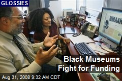 Black Museums Fight for Funding