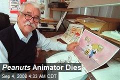 Peanuts Animator Dies