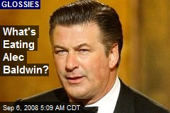 What's Eating Alec Baldwin?