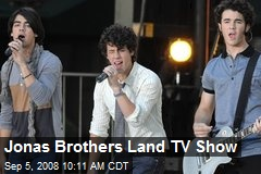Jonas Brothers Land TV Show