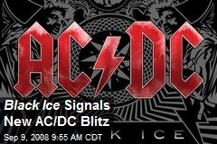 Black Ice Signals New AC/DC Blitz