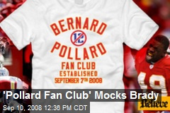 'Pollard Fan Club' Mocks Brady
