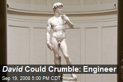David Could Crumble: Engineer