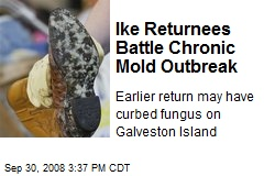 Ike Returnees Battle Chronic Mold Outbreak