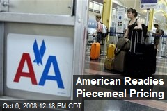 American Readies Piecemeal Pricing