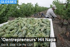 'Oentrepreneurs' Hit Napa