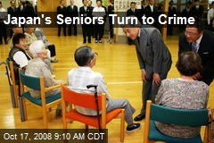 Japan's Seniors Turn to Crime